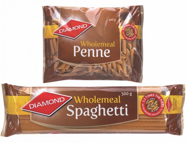 Diamond Pasta range