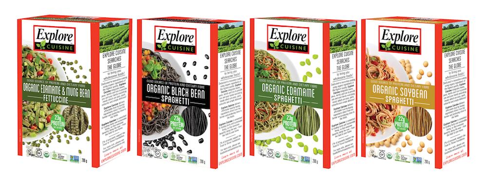 Explore Cuisine pasta range